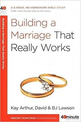 batir un mariage qui fonctionne