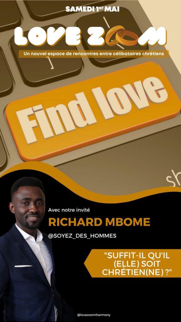 Love Zoom Richard
